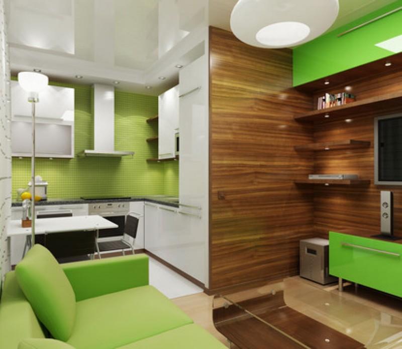 Квартиры-студии дизайн фото малогабаритные